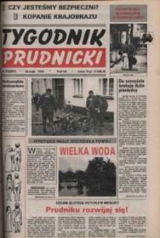 Tygodnik Prudnicki : Prudnik, Biała, Korfantów, Głogówek, Lubrza. R. 7, nr 21 (287).