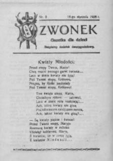 Dzwonek, 1928, nr 2