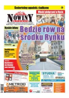Nowiny Nyskie 2016, nr 30.