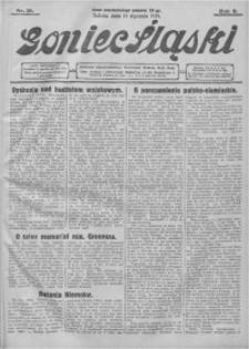 Goniec Śląski, 1929, R. 9, nr 16