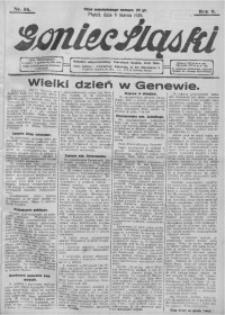 Goniec Śląski, 1929, R. 9, nr 56