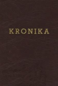 Głubczyce. Kronika Klasowa Zespołu Szkół Centrum Kształcenia Rolniczego. Rocznik 1986-1989.