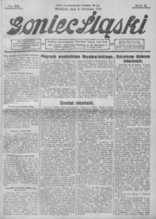 Goniec Śląski, 1929, R. 9, nr 93