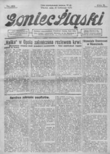 Goniec Śląski, 1929, R. 9, nr 100