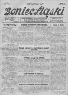 Goniec Śląski, 1929, R. 9, nr 174