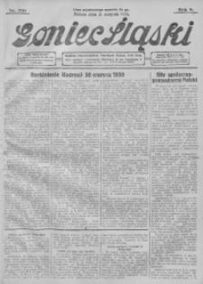Goniec Śląski, 1929, R. 9, nr 200