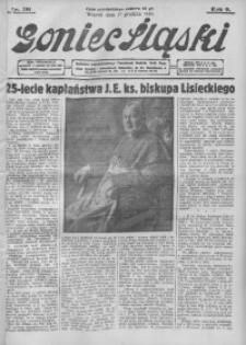 Goniec Śląski, 1929, R. 9, nr 291