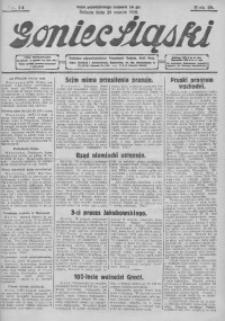 Goniec Śląski, 1930, R. 10, nr 74