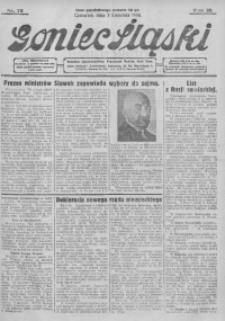 Goniec Śląski, 1930, R. 10, nr 78