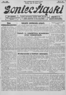 Goniec Śląski, 1930, R. 10, nr 168