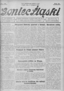 Goniec Śląski, 1930, R. 10, nr 188
