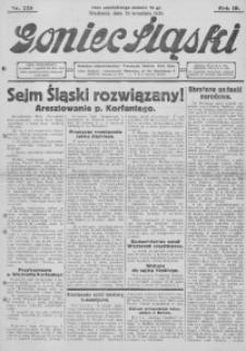 Goniec Śląski, 1930, R. 10, nr 225