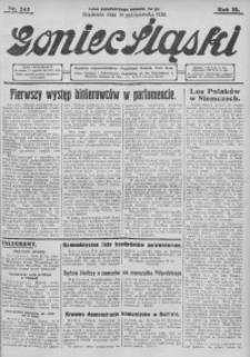 Goniec Śląski, 1930, R. 10, nr 243