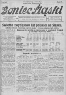 Goniec Śląski, 1930, R. 10, nr 267