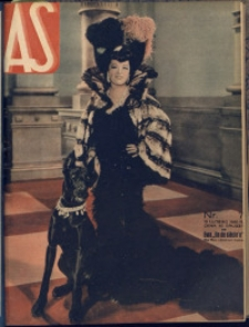 As. Ilustrowany magazyn tygodniowy, 1938, R. 4, nr 7