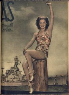 As. Ilustrowany magazyn tygodniowy, 1938, R. 4, nr 25