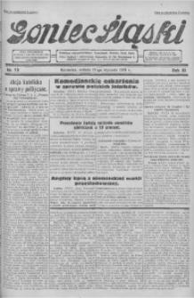 Goniec Śląski, 1931, R. 11, nr 13