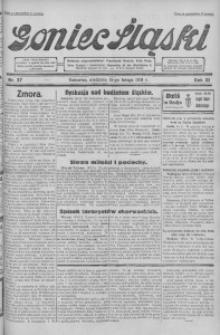 Goniec Śląski, 1931, R. 11, nr 37