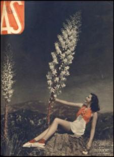 As. Ilustrowany magazyn tygodniowy, 1939, R. 5, nr 34