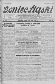 Goniec Śląski, 1931, R. 11, nr 106