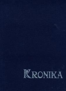 Głubczyce. Kronika Klasowa Zespołu Szkół Centrum Kształcenia Rolniczego. Rocznik 1989-1991. Klasa IV-V