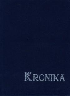 Głubczyce. Kronika Klasowa Zespołu Szkół Centrum Kształcenia Rolniczego. Rocznik 1988-1991. Klasa I-III r.