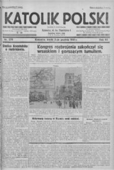 Goniec Śląski, 1931, R. 11, nr 179