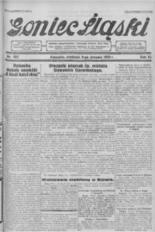 Goniec Śląski, 1931, R. 11, nr 182