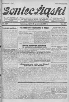 Goniec Śląski, 1931, R. 11, nr 197