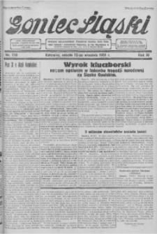 Goniec Śląski, 1931, R. 11, nr 210