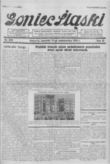 Goniec Śląski, 1931, R. 11, nr 238