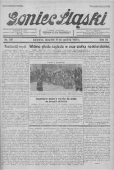 Goniec Śląski, 1931, R. 11, nr 301
