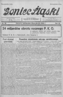 Goniec Śląski, 1932, R. 12, nr 20