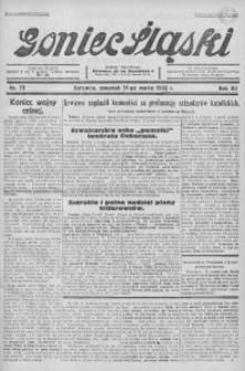 Goniec Śląski, 1932, R. 12, nr 75