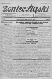 Goniec Śląski, 1932, R. 12, nr 82