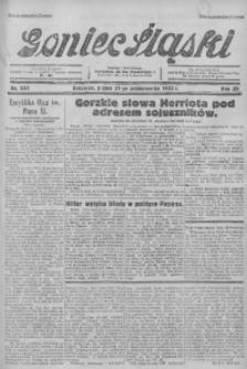 Goniec Śląski, 1932, R. 12, nr 244