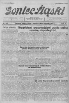 Goniec Śląski, 1932, R. 12, nr 263/264
