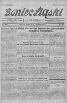 Goniec Śląski, 1932, R. 12, nr 276