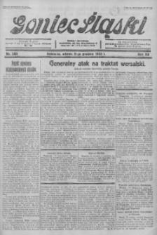 Goniec Śląski, 1932, R. 12, nr 285
