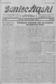 Goniec Śląski, 1932, R. 12, nr 287