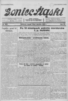 Goniec Śląski, 1932, R. 12, nr 293