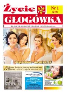 Życie Głogówka. R. 21, nr 1 (240).