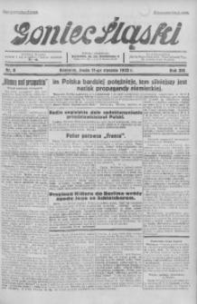 Goniec Śląski, 1933, R. 13, nr 8