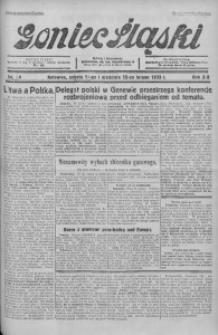 Goniec Śląski, 1933, R. 13, nr 34