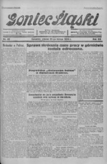Goniec Śląski, 1933, R. 13, nr 42