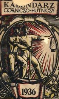 Kalendarz Górniczo-Hutniczy na Rok Przestępny 1936