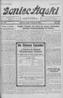 Goniec Śląski, 1933, R. 13, nr 113