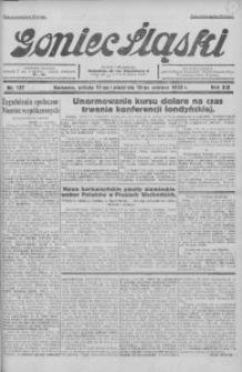 Goniec Śląski, 1933, R. 13, nr 137