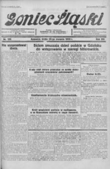 Goniec Śląski, 1933, R. 13, nr 198
