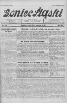 Goniec Śląski, 1933, R. 13, nr 206